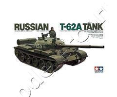 Russian T-62A Tank