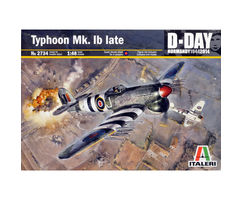 Typhoon Mk.Ib late D-Day Normandy 1944 2014