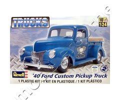 '40 Ford Custom Pickup Truck