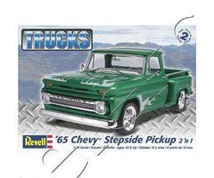 '65 Chevy Stepside Pickup 2 'n 1