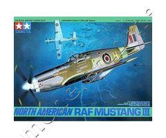 North American RAF Mustang III