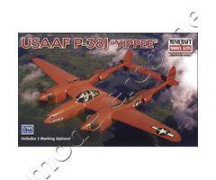 USAAF P-38J 'Yippee'