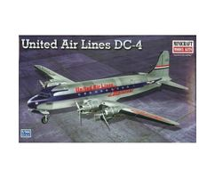 United Air Lines DC-4