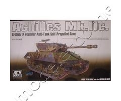 Achilles Mk.IIc British 17 Pounder Anti-Tank Self-Propelled Gun
