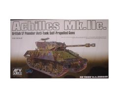 Achilles Mk.IIc British 17 Pounder Anti-Tank Self-Propelled Gun