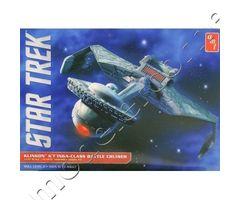 Star Trek Klingon K't'inga-Class Battle Cruiser