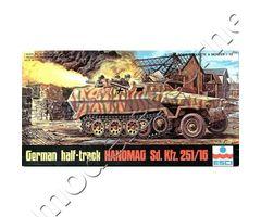 Hanomag Sd.Kfz.251/16 German Half-Track