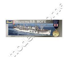 Hospital Ship S.S. HOPE