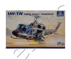 UH-1N Twin Huey Gunship