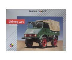 Unimog 401 offene Version