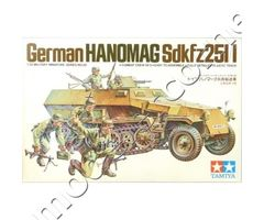 German Hanomag Sd.Kfz.251/1