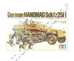 German Hanomag Sd.Kfz.251/1