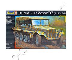 DEMAG 1t Zgkw D7 (Sd.Kfz.10)