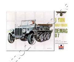 1 Ton. DEMAG D7