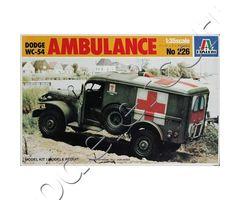 Ambulance Dodge WC-54