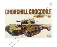 Churchill Crocodrile