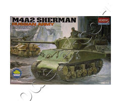 M4A2 Sherman Russian Army