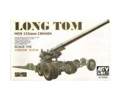 M59 155mm Long Tom