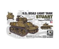 M3A3 Light Tank 'STUART'
