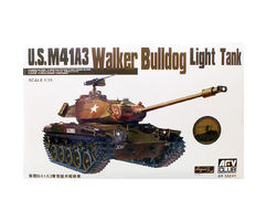 M41A3 Light Tank 'Walker Bulldog'