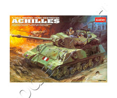 British tank destroyer ACHILLES