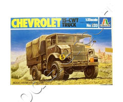 Chevrolet 15 CWT