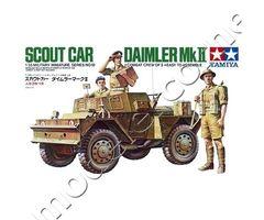 Scout Car Daimler Mk. II