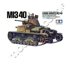 Carro Armato M13/40