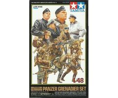 WWII German Panzer Grenadier Set