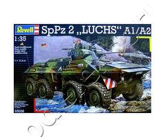 SpaePz LUCHS (8x8)