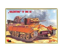 'Valentine' IV Mk III