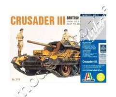 Crusader III British 'Cruiser' tank
