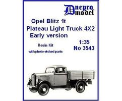Opel Blitz 1t Plateau Early version