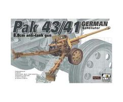 German 88mm Pak 43-41