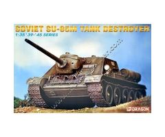 Soviet SU-85M Tank Destroyer