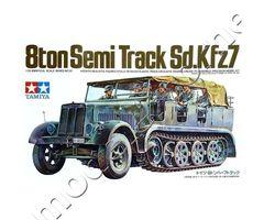 8ton Semi Track Sd.Kfz.7