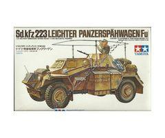 Sd.Kfz.223 Leichter Panzerspähwagen (Fu)