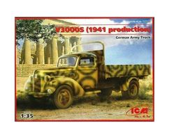 German Army Truck V3000S (1941 Production)
