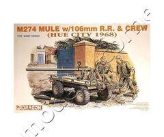 M274 Mule w/106mm RR & Crew
