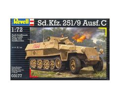 Sd.Kfz.251/9 Ausf. C