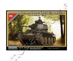 German Panzer Kpfw. 38(t) Ausf. E/F