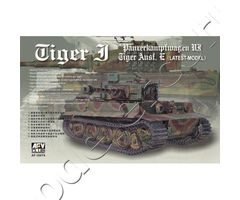 Panzerkampfwagen VI Tiger Ausf. E (Latest Model)