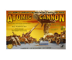 Renwal's Atomic Cannon