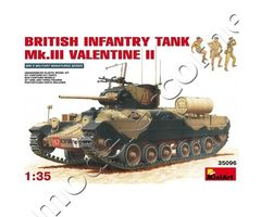 British Infantry Tank Mk.III Valentine II