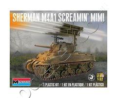 Sherman M4A1 Screamin' Mimi