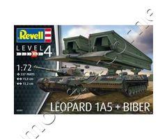 Leopard 1A5 + Biber