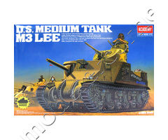 US Medium Tank M3 Lee