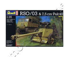 RSO/03 & 7,5cm Pak40