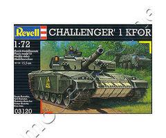 Challenger 1 KFOR