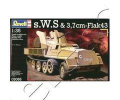 S.W.S. & 3,7cm-Flak43